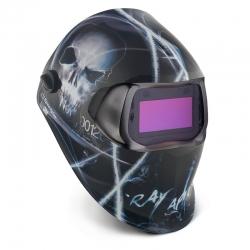SPEEDGLAS AWS752220 - Graphic Welding Helmet 100 Xterminator