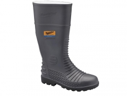 Blundstone 024 Grey Safety Gumboot