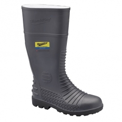 Blundstone 025 Grey Safety Gumboot