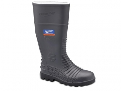 Blundstone 028 Grey Safety Gumboot