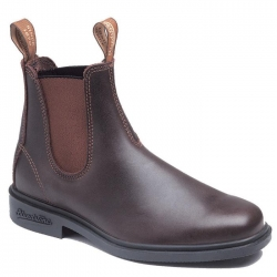 Elastic Side Non Safety Dress Boot