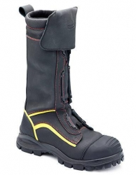 BLUNDSTONE B980 - High Leg Safety Mining Boot with Metatarsal Guard