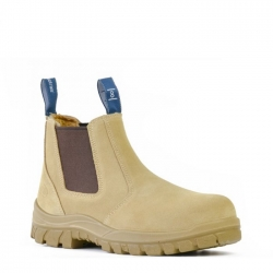 BATA - Elastic Side Safety Boot - Click for more info