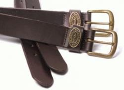 Brown Leather Belt Blundstone