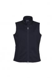 BIZ COLLECTION BIZJ29123 - LADIES Soft Shell Vest