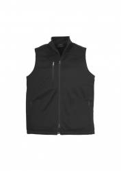 BIZ COLLECTION BIZJ3881 - MENS Soft Shell Vest