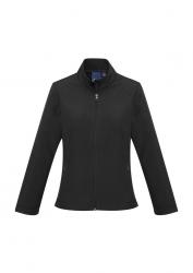 BIZ COLLECTION BIZJ740L - Ladies Lightweight Softshell Jacket