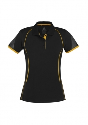 BIZ COLLECTION BIZP405LS - Razor Polo Shirt