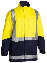 BISLEY BJ6970T - 3in1 Cotton Drill Jacket