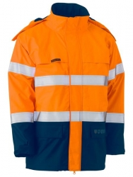 Flame Retardant Wet Weather Jacket