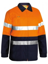 MENS Cotton Drill Jacket