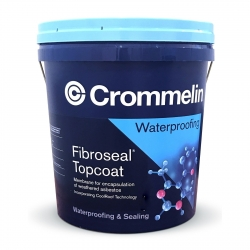 Crommelin Fibroseal Top Coat 15L White