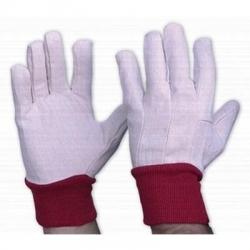 Cotton Drill Glove-Ladies