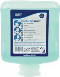 DEB Hair & Body Wash 2LT