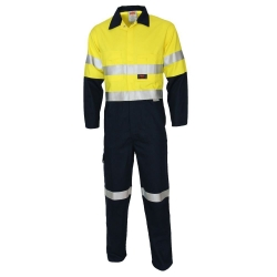 Standard Weight Flame Retardant Coveralls
