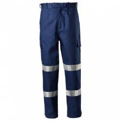TRU WORKWEAR DT1142T2 - Heavy Weight Cotton Drill Cargo Trousers
