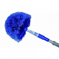 Soft Ceiling Brush With Telescopic Handle