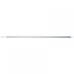 Aluminium Handle 1.5m x 25mm White