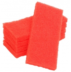 Eager Beaver Floor Pad Red