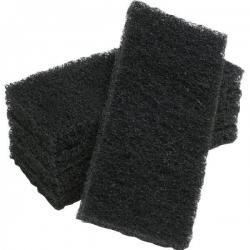 Eager Beaver Floor Pad Black