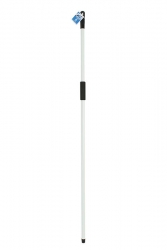 Aluminium Handle 1.2m x 22mm