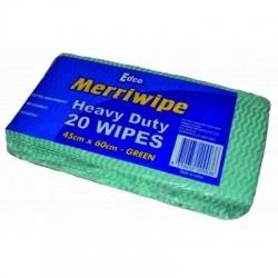 Merriwipe Green 20pk