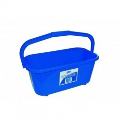 All Purpose Mop & Squeegee Bucket 11lt Blue