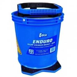 Enduro Nylon Wringer Mop Bucket Blue