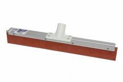 Red Rubber floor Squeegee 45cm