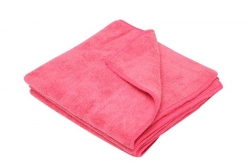 All Purpose Microfibre Cloth 3PK Red