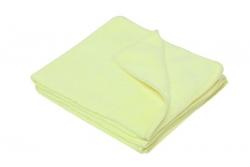 All Purpose Microfibre Cloth 3PK Yellow