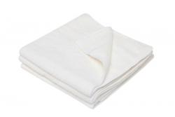 All Purpose Microfibre Cloth 3PK White