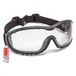 Force360 FPR823 Oil and Gas Clear Goggle