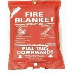 Fire Blanket 1.2m x 1.8m