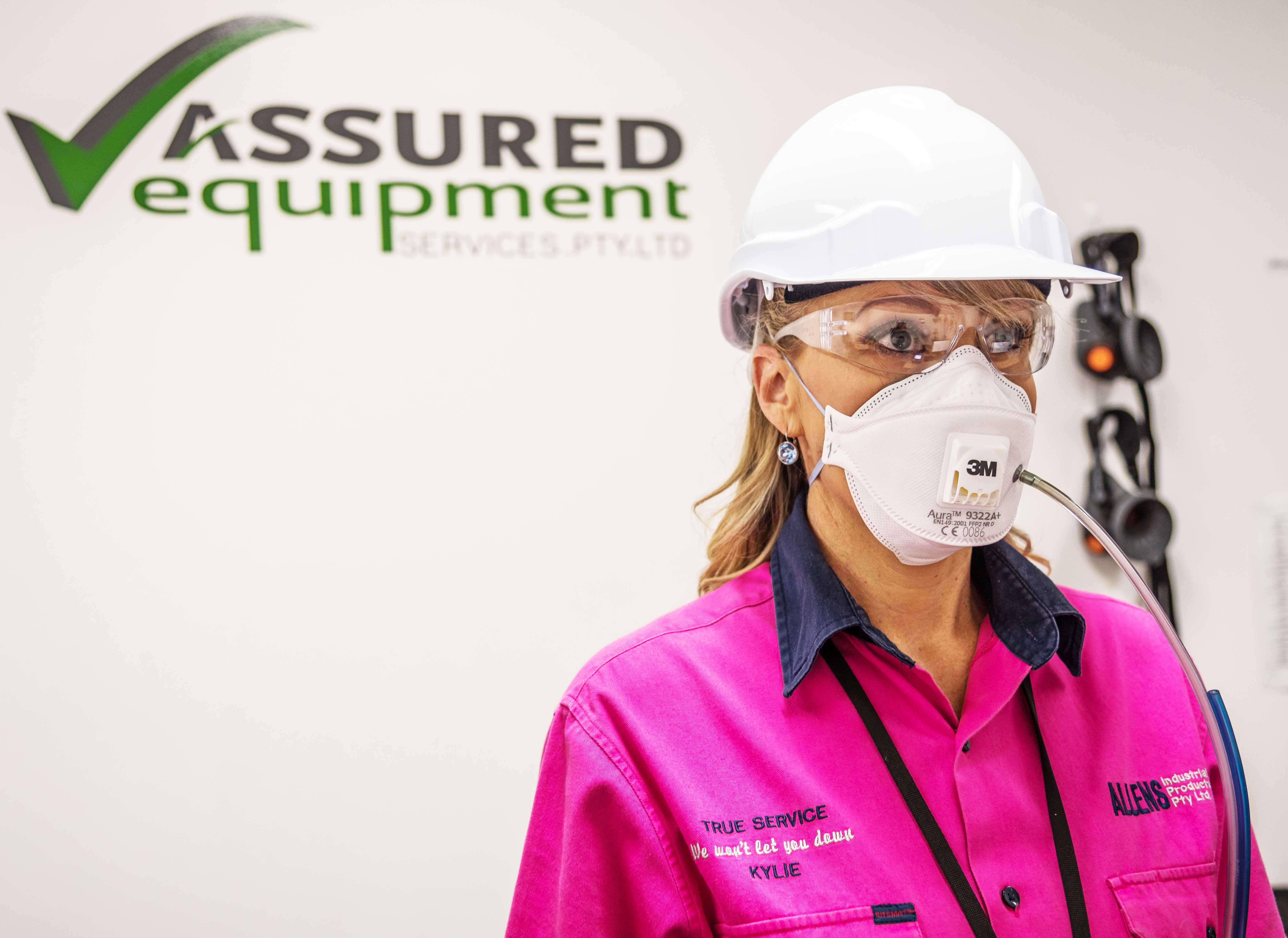 Respirator Fit Testing - Click for more info
