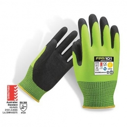 FORCE360 GFPR101 - CoolFlex HiVis AGT Nitrile Glove