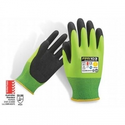 Force360 FPR103 Coolflex AGT Ultra HiVis Glove