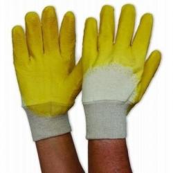 Latex Glass Gripper Glove