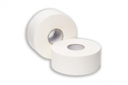 Eclipse Jumbo Toilet Tissue Recycled 600mts 8roll/ctn