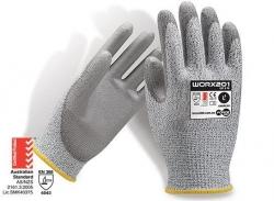 Force360 Worx201 Cut 5 PU Glove