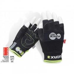 Force360 Worx3 Original Mechanics Fingerless Glove
