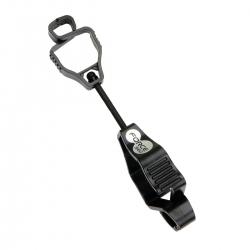 Croc Grip Glove Clip Black