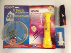 Holesafe Vacuum Suction Hole Saw Kit
