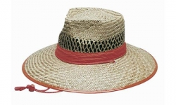 ELLIOTTS - 4261 NATURAL STRAW HAT