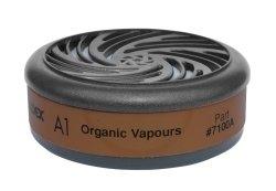 Moldex M7100A Organic vapour Cartridge (Pair)