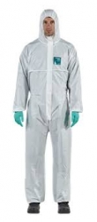 Microgard 1800 Type 5/6 White Coverall 3XL
