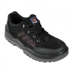 Mongrel 220080 Black Hiker Shoe
