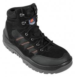 Mongrel 230080 Black Hiker Boot