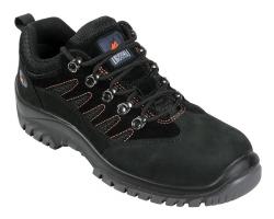 Mongrel 390080 Black Hiker Shoe