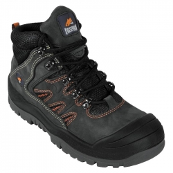 Mongrel 480080 Black Hiker Boot